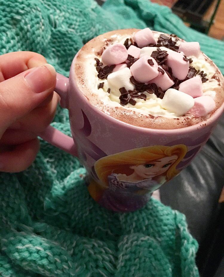 Extremely Chocolatey Hot Chocolate