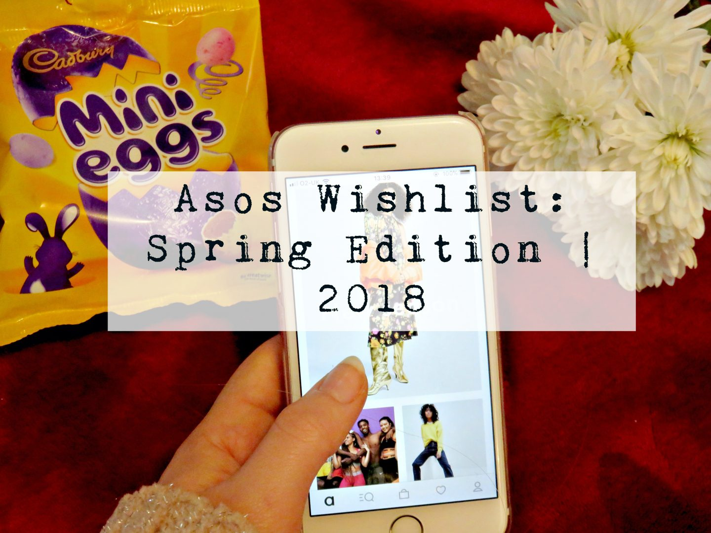Asos Wishlist: Spring Edition | 2018