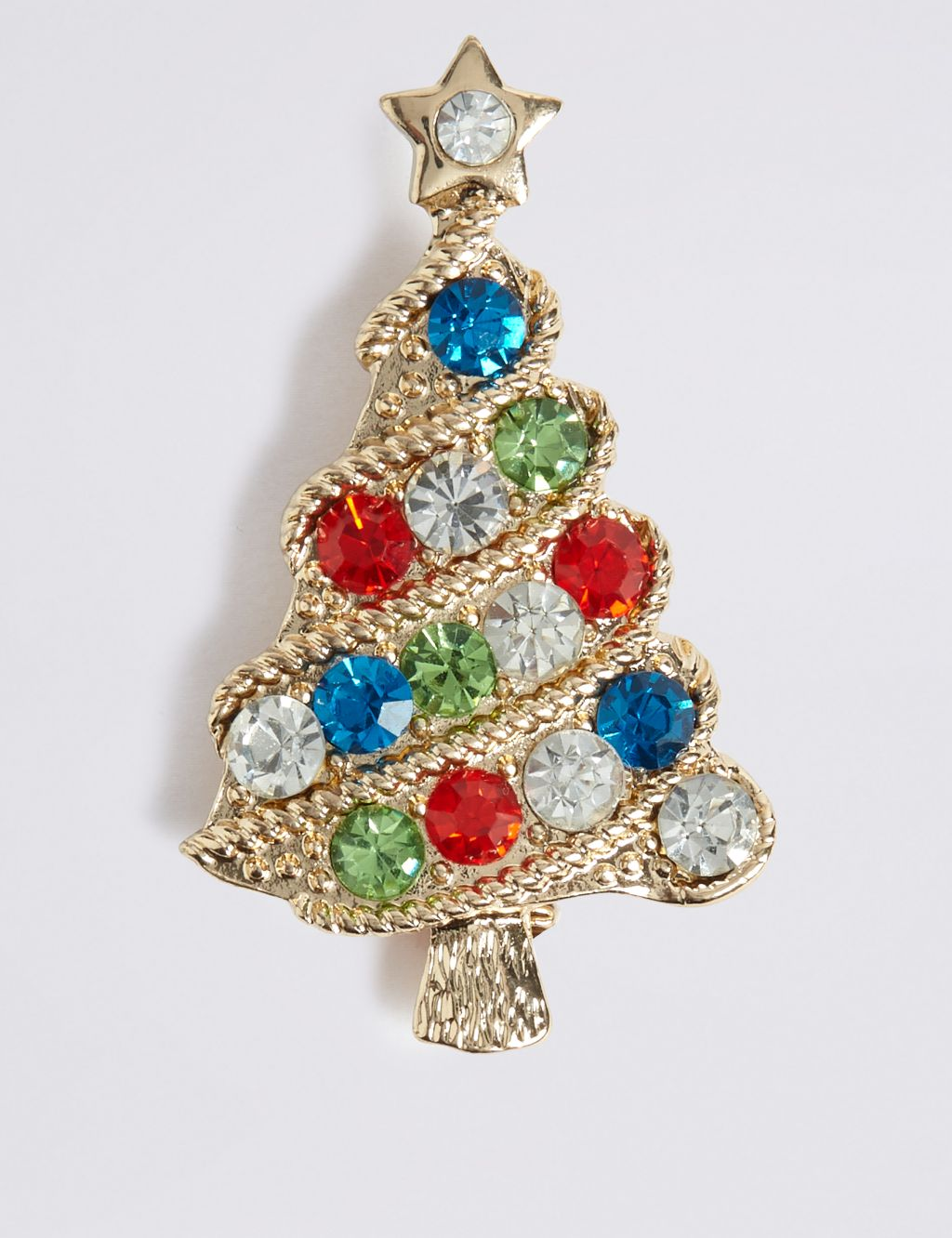 Christmas Brooch - Stocking Fillers