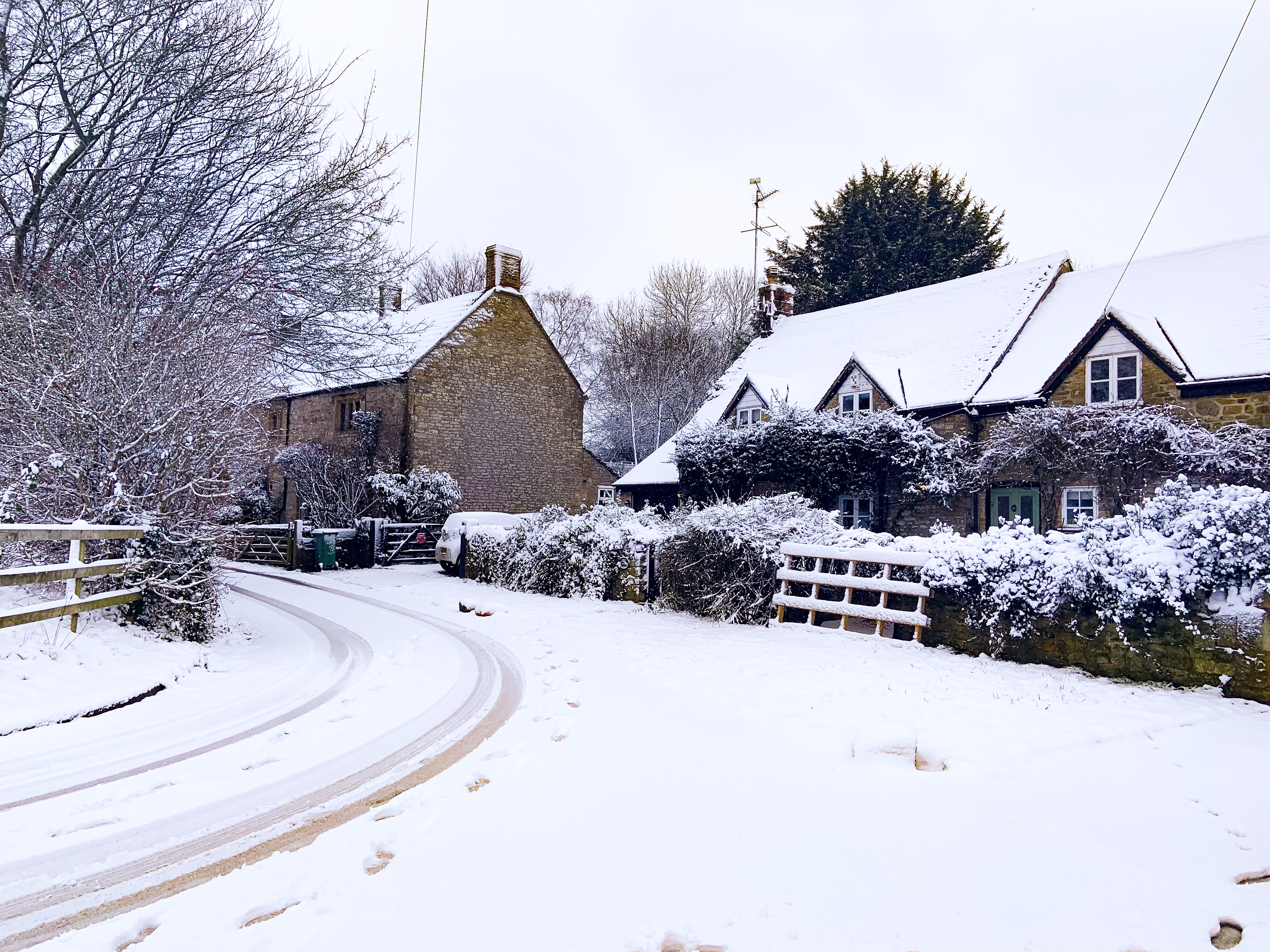 Snow Day - February 2019