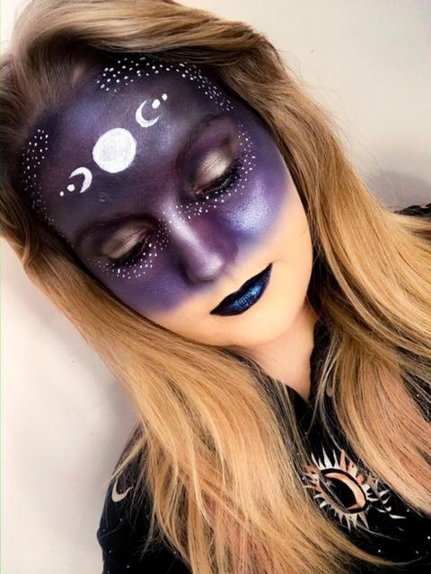 Moon Goddess Makeup Tutorial