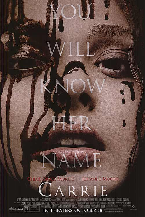 Carrie - Movies to watch this Halloween