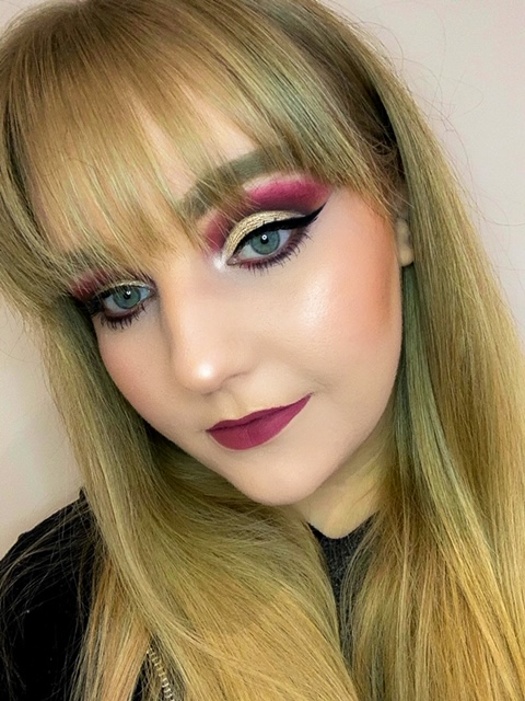 Glam Valentine's Day Makeup