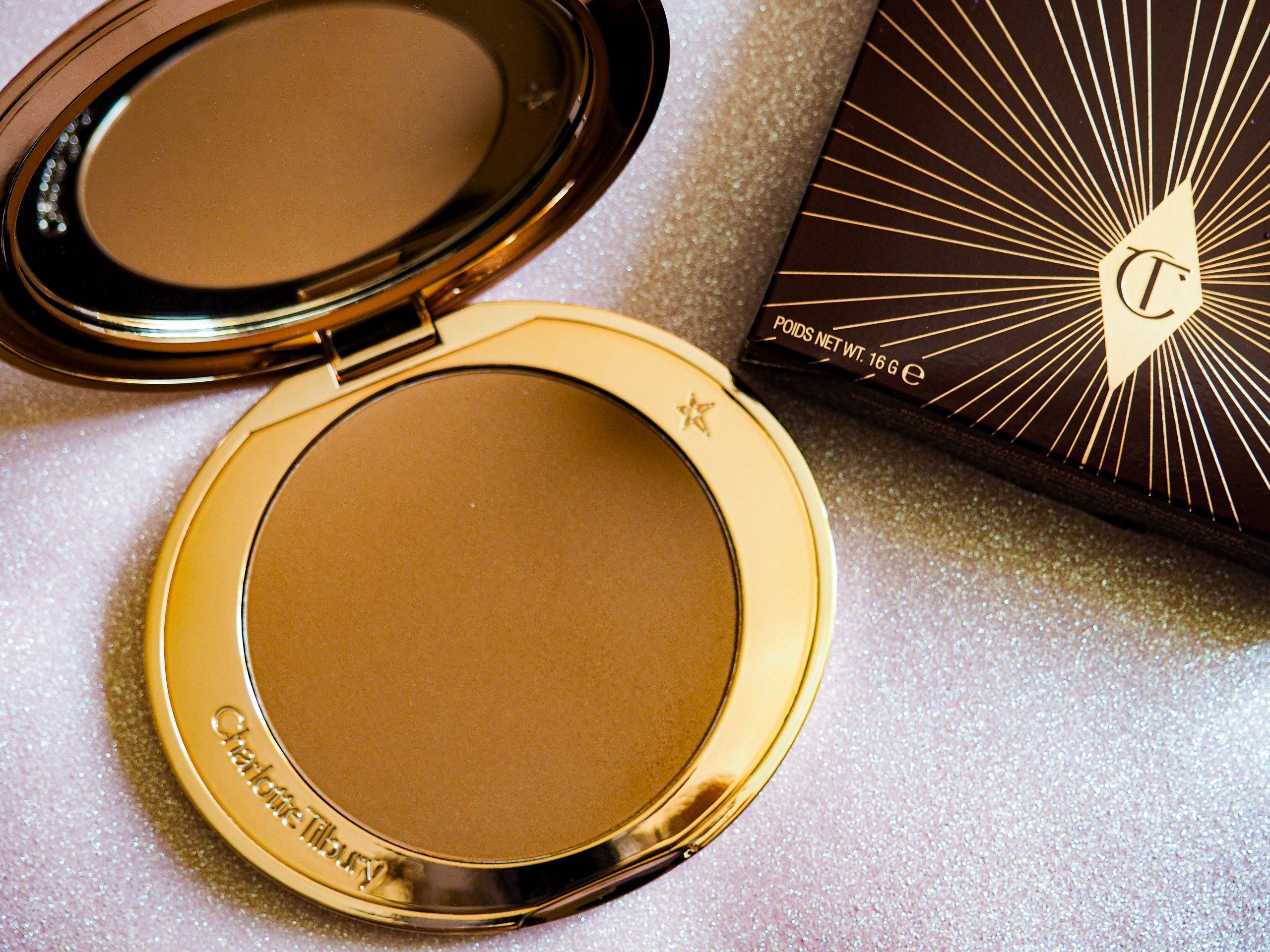 Airbrush Bronzer Charlotte Tilbury Makeup Haul