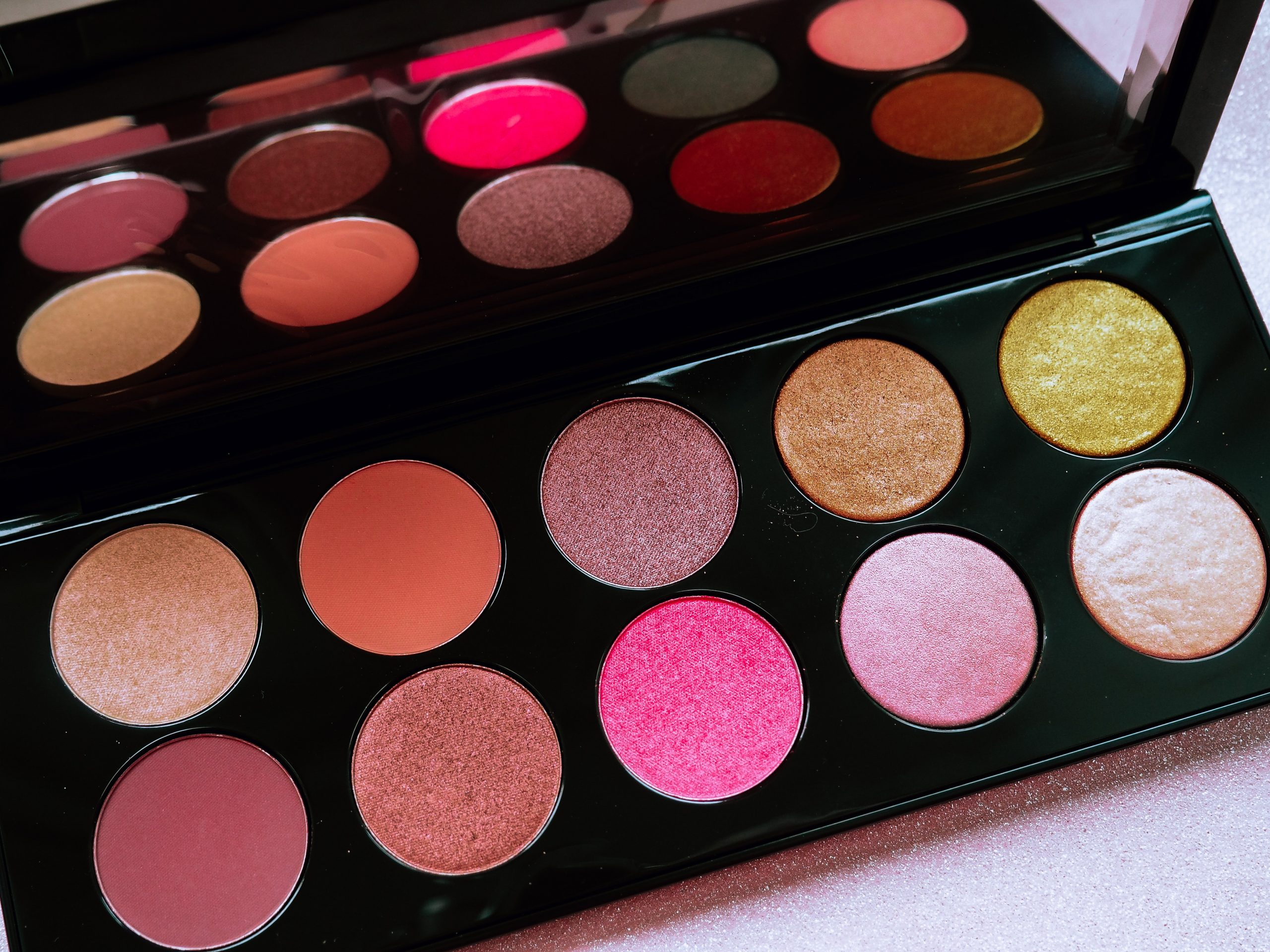 Pat McGrath Divine Rose II Palette