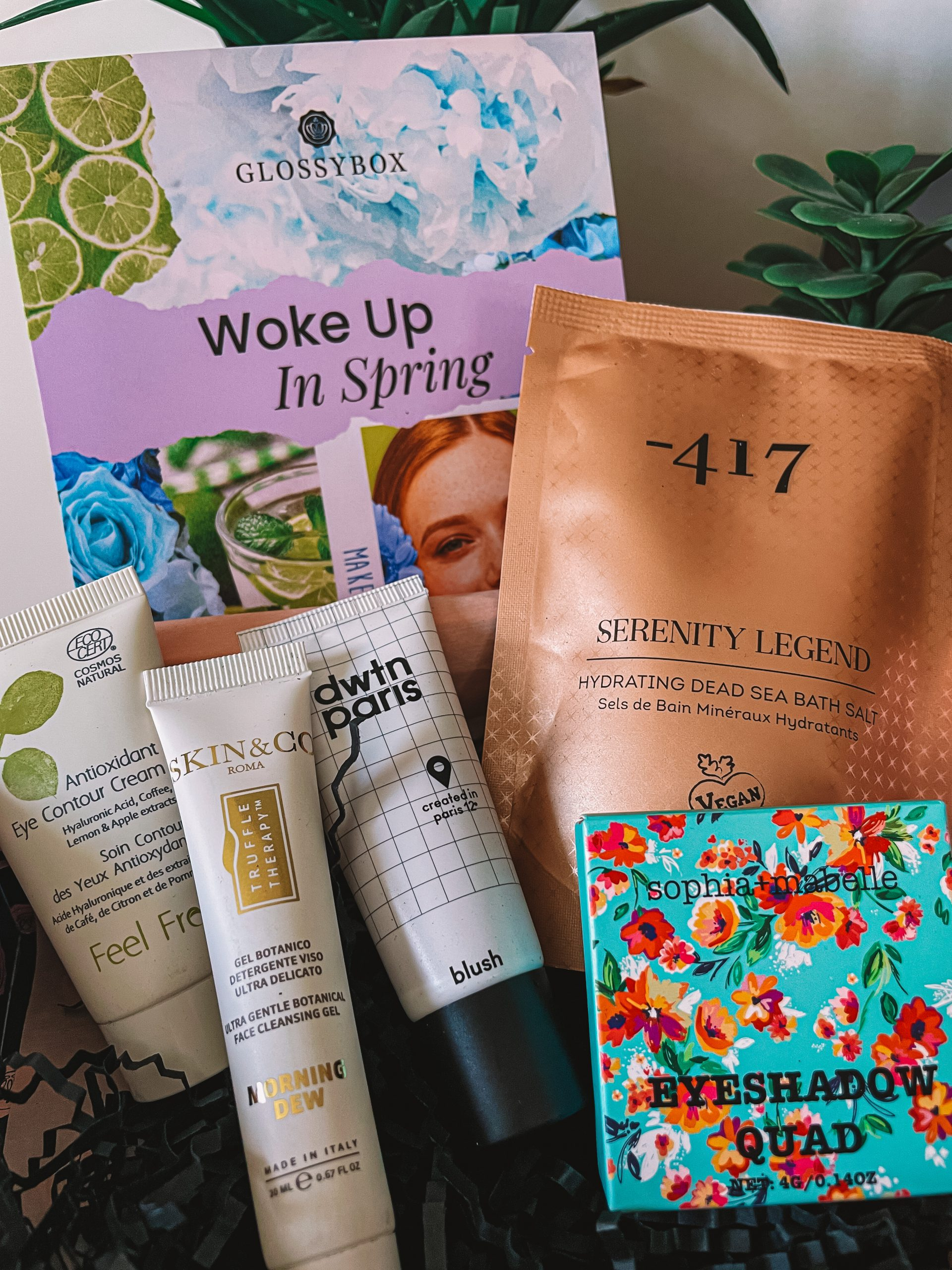 Glossybox April 2021 Unboxing